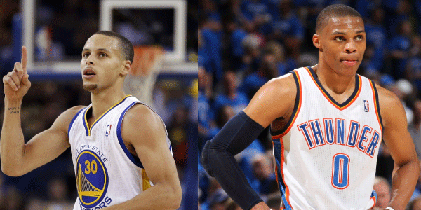 Curry vs. Westbrook